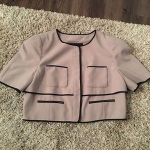 BCBG chic short jacket